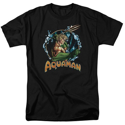 Aquaman Ruler Of The Sea Tshirt