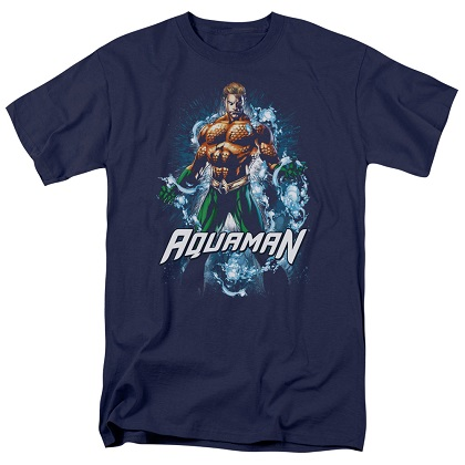 Aquaman Water Powers Tshirt