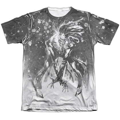 Batman Sketchy Joker Sublimation T-Shirt