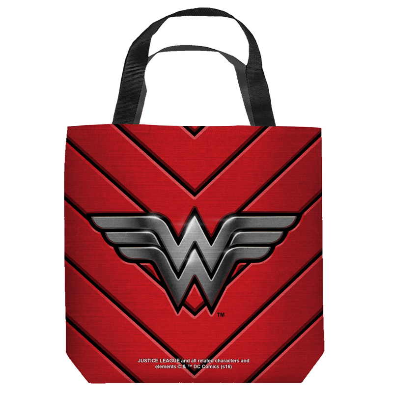 Wonder Woman Logo Tote Bag