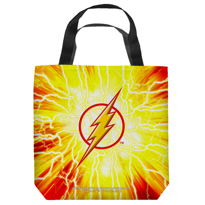 The Flash Logo Tote Bag