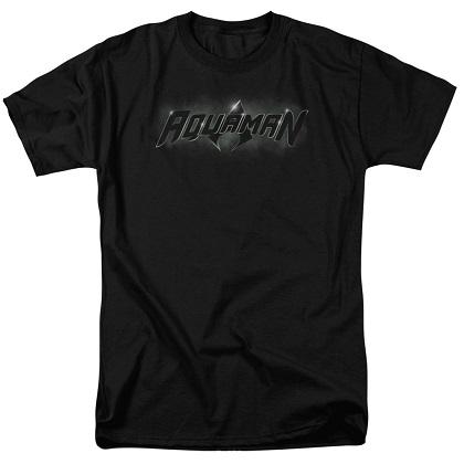 Aquaman Title Tshirt