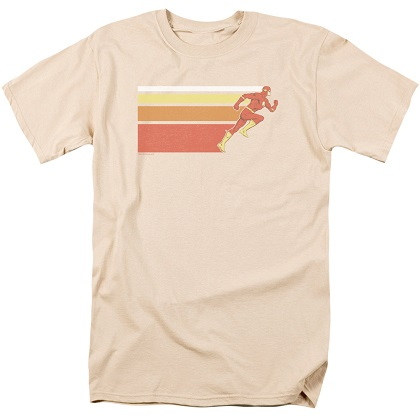 The Flash Retro Bars Tshirt