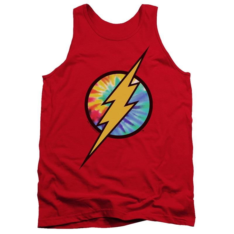 The Flash Tye Die Logo Tank Top