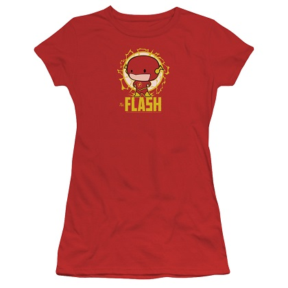 The Flash Chibi Women's Tshirt