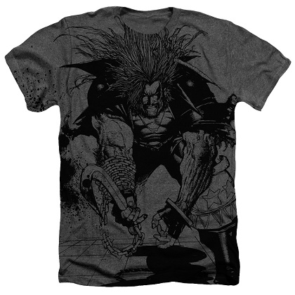 Lobo Chrome Tshirt