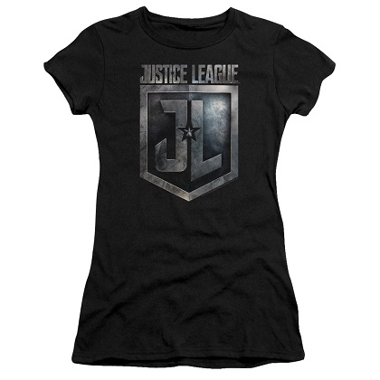 Justice League Logo Women's Tshirt