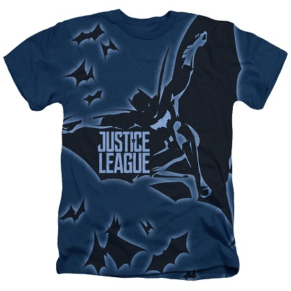 Justice League Batman Dark Knight Tshirt