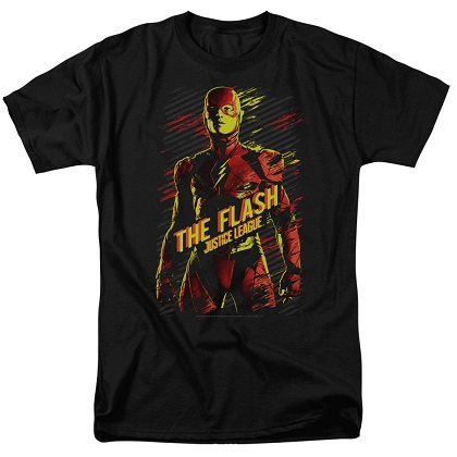 Justice League The Flash Logo Tshirt