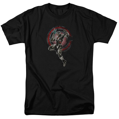 Justice League Cyborg Pose Tshirt