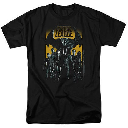 Justice League Stand Up To Evil Tshirt