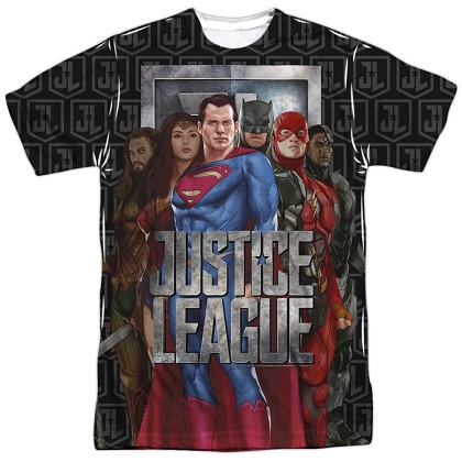 Justice League The Movie Tshirt