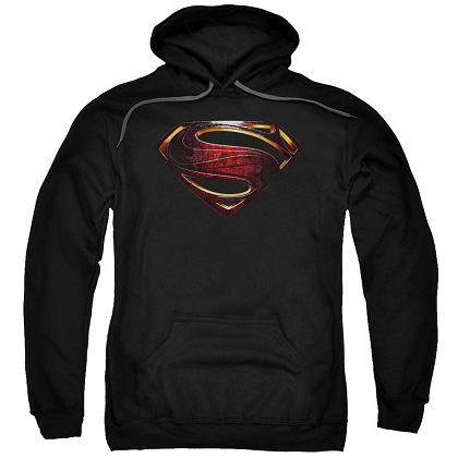 Justice League Superman Logo Hoodie