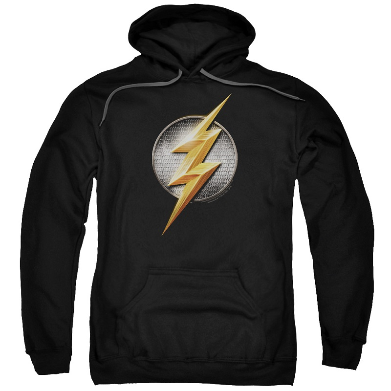 Justice League Flash Logo Hoodie