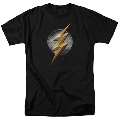 Justice League Flash Logo Tshirt