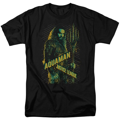 Justice League Aquaman Tshirt