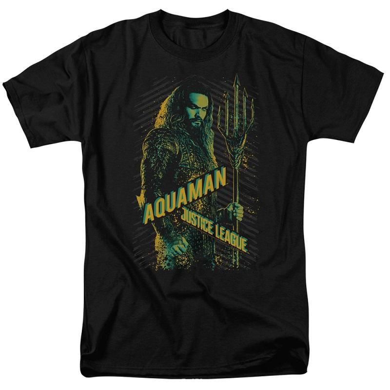 Justice League Aquaman Tshirt