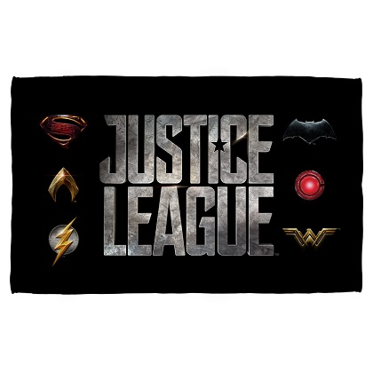 Justice League Beach Towel