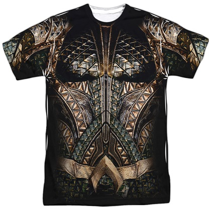 Aquaman Justice League Costume Tee