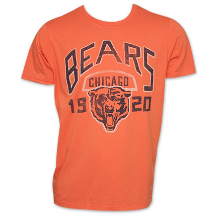 Junk Food NFL Chicago Bears Shirt