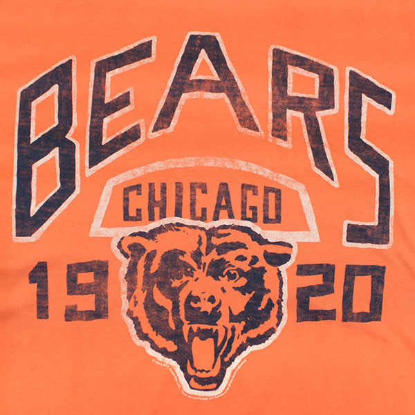 NFL Junk Food Chicago Bears Tshirt