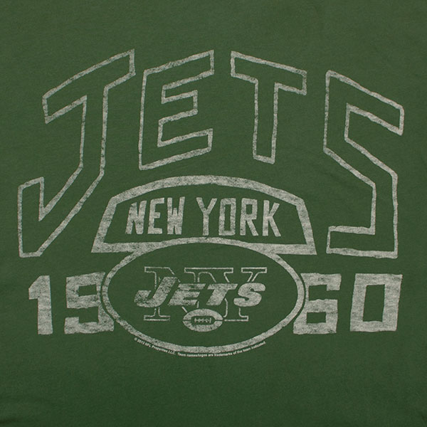 NFL Junk Food New York Jets Tshirt