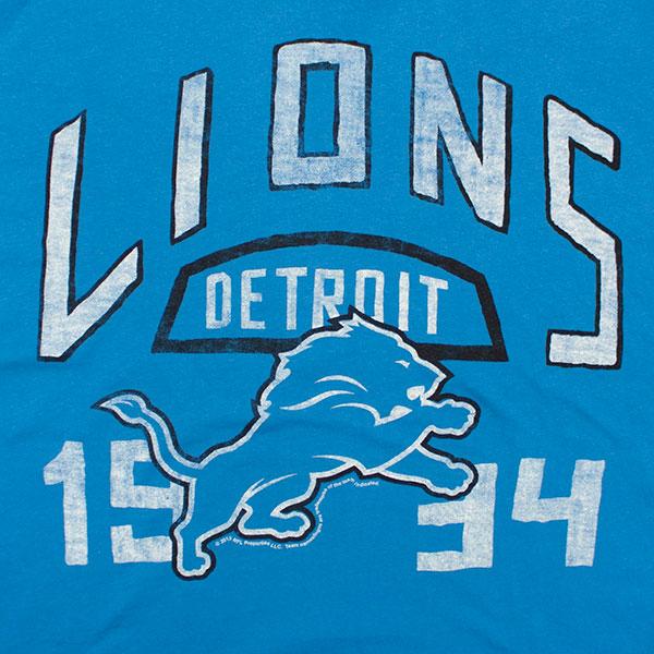 NFL Junk Food Detroit Lions Tshirt