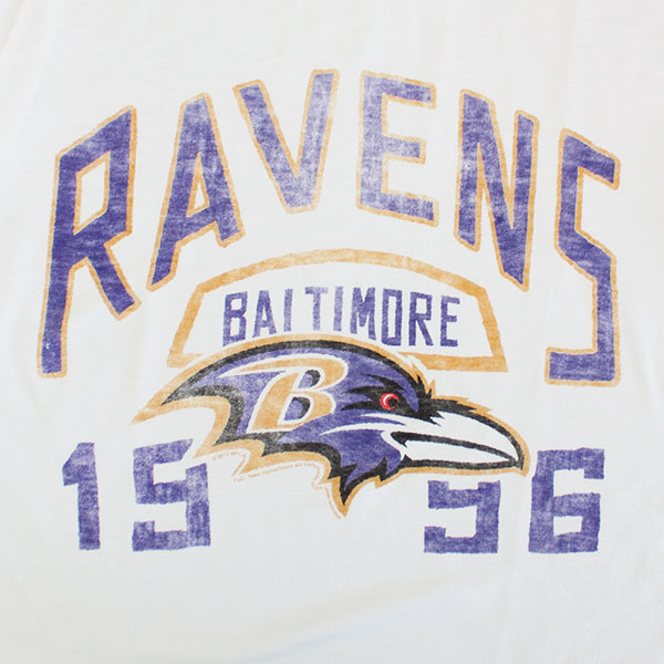 NFL Junk Food Baltimore Ravens Tshirt