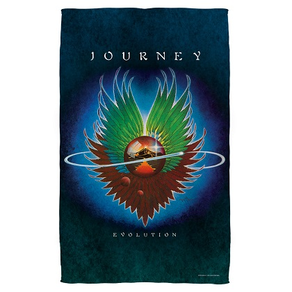 Journey Evolution Beach Towel