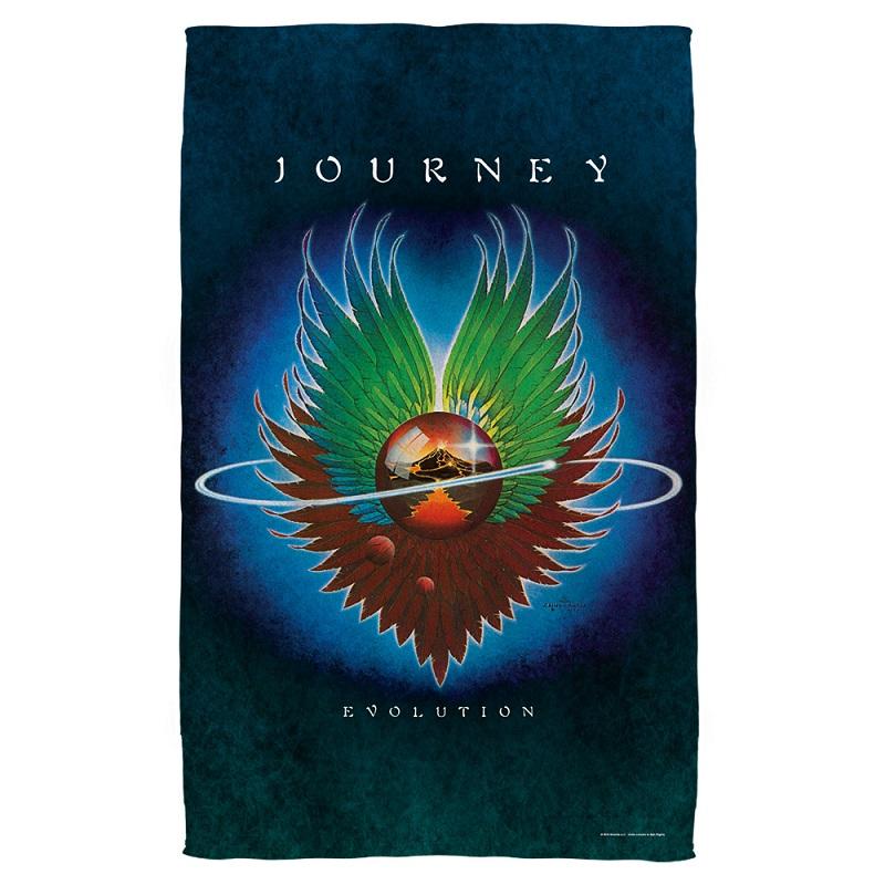 Journey Evolution Beach Towel