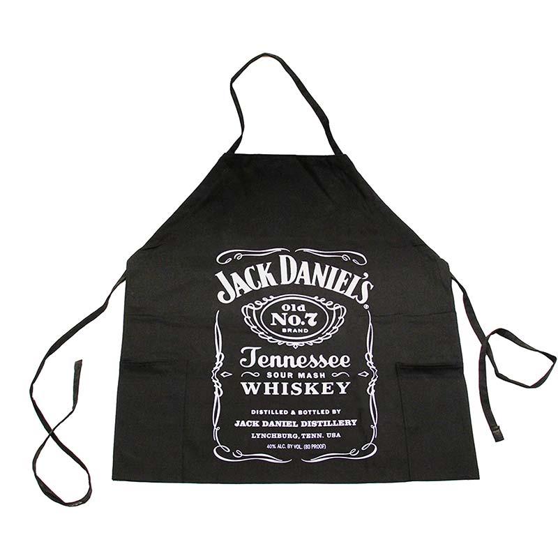 Jack Daniels BBQ Apron