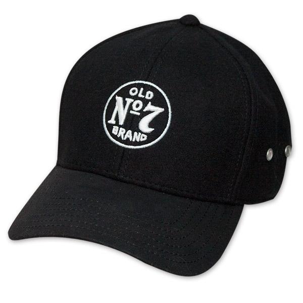 623e33eacfa Jack Daniels Old No. 7 Logo Flex Fit Hat