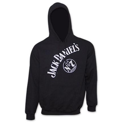 Jack Daniel's Logo Hoodie Black