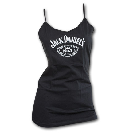Jack Daniel's Old No. 7 Logo Women's Tank Top
