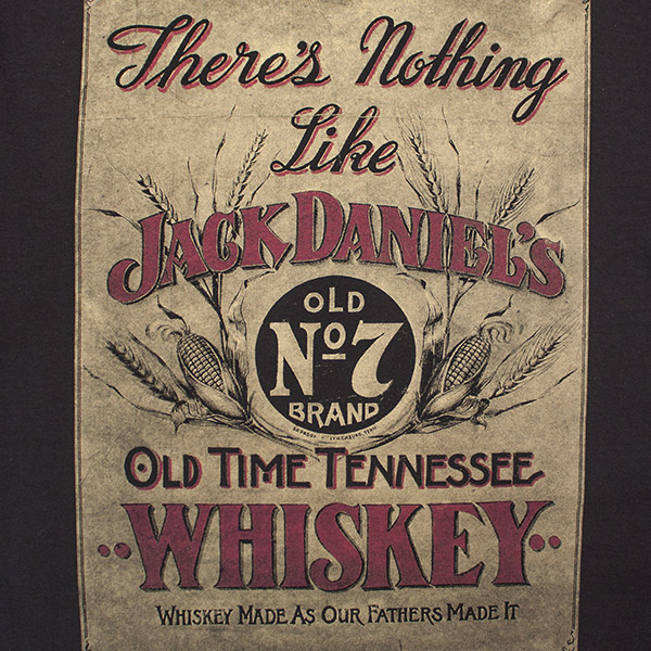 Jack Daniel's No. 7 Old Time Tennessee Whiskey Tee