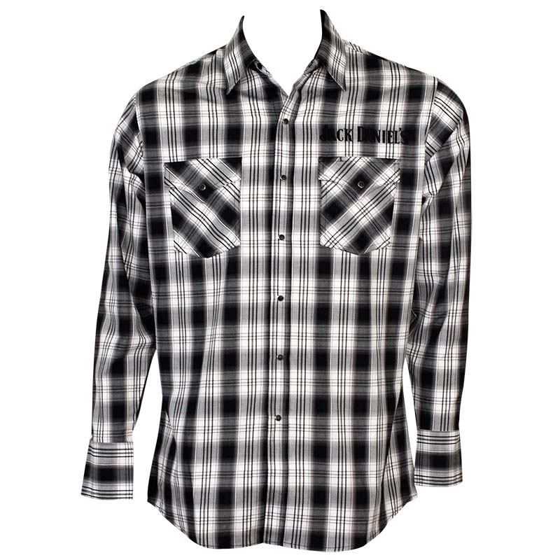 Daniels Checkered Button Down Shirt