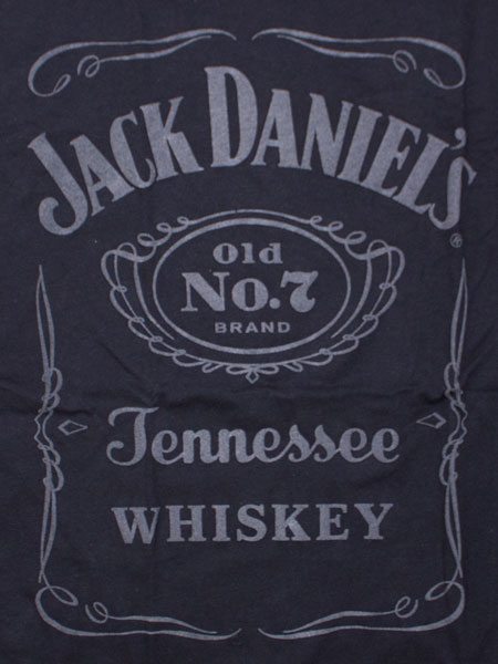 Jack Daniel's Old No. 7 Raised Label Women's Tshirt