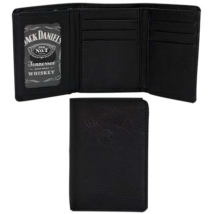 Jack Daniels Whiskey Black Old No 7 Wallet