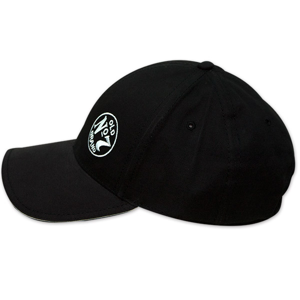 Jack Daniel's Old No. 7 Vertical Logo Hat