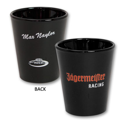 Jager Naylor Shot Glass