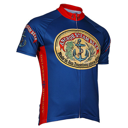 Anchor Steam Beer Men's Cycling Jersey