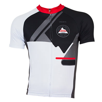 Coors Light Men's Sport Cycling Jersey