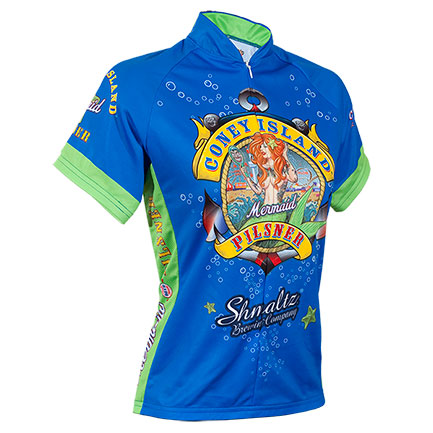 Coney Island Pilsner Women's Mermaid Cycling Jersey