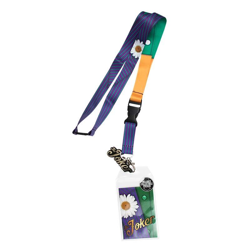 Joker Keychain Lanyard