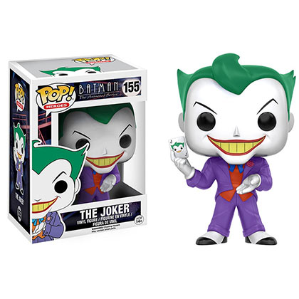 Funko Pop Vinyl Joker Figure