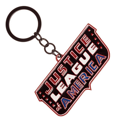 Justice League America Keychain