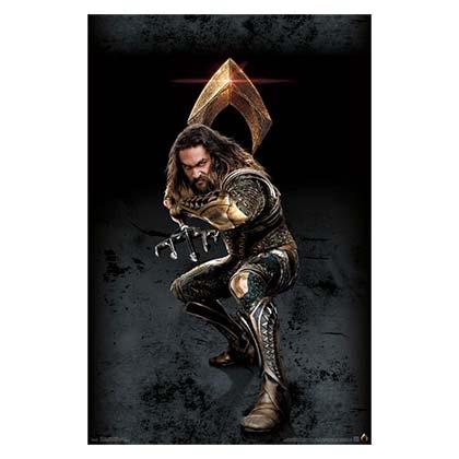 Aquaman 23 x 34 Poster