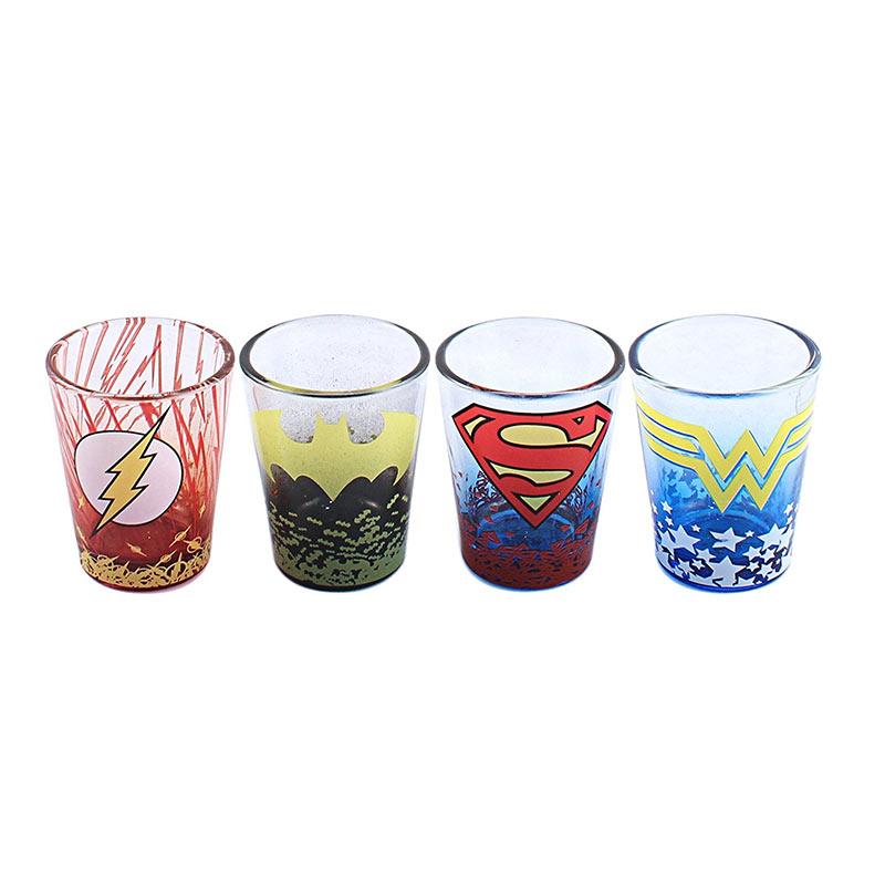 Amazon Sonic Shot Glasses
