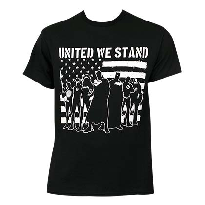 Justice League United We Stand Tee Shirt