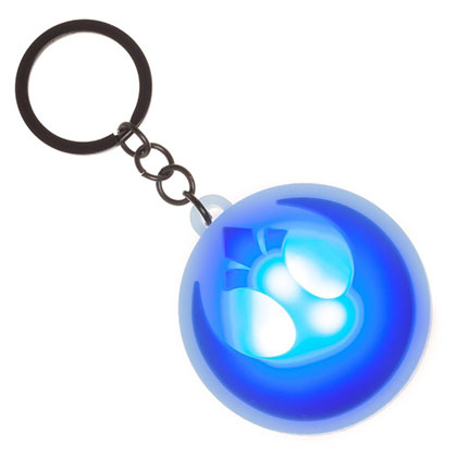 Star Wars LED Light Up Rebel Keychain